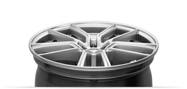 4x 18 zoll alufelgen f r vw caddy maxi aez raise hg. Black Bedroom Furniture Sets. Home Design Ideas
